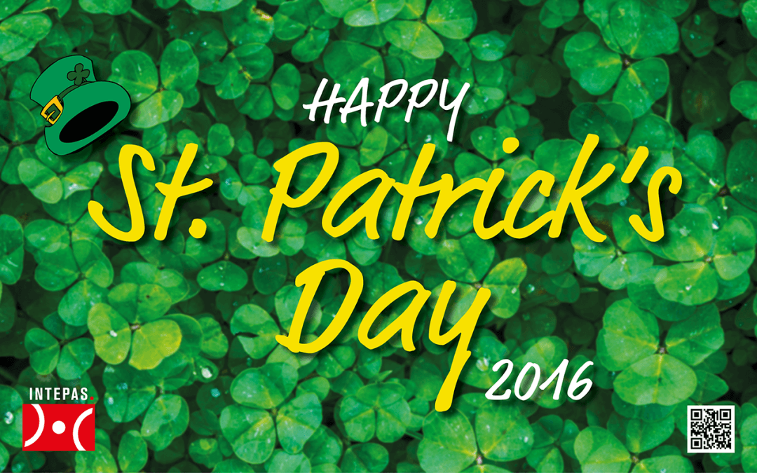 Happy St Patrick's Day 2016