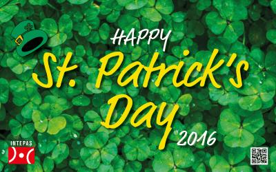 Happy St Patrick's Day 2016