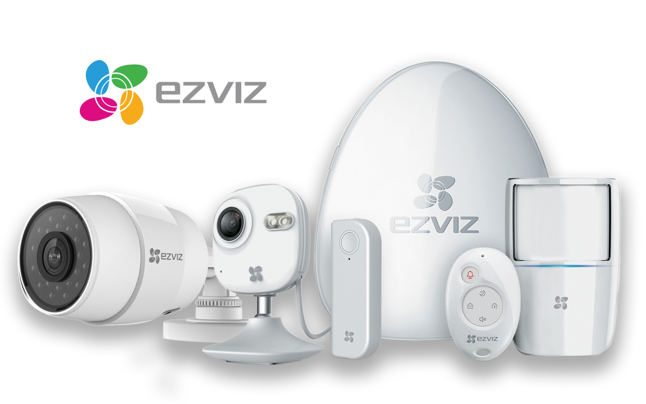 Ezviz Security Systems For Your Smart Home Intepas